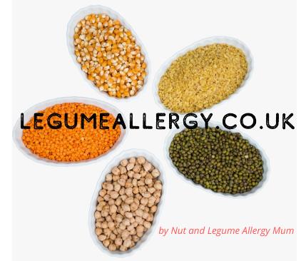 Legume Allergy